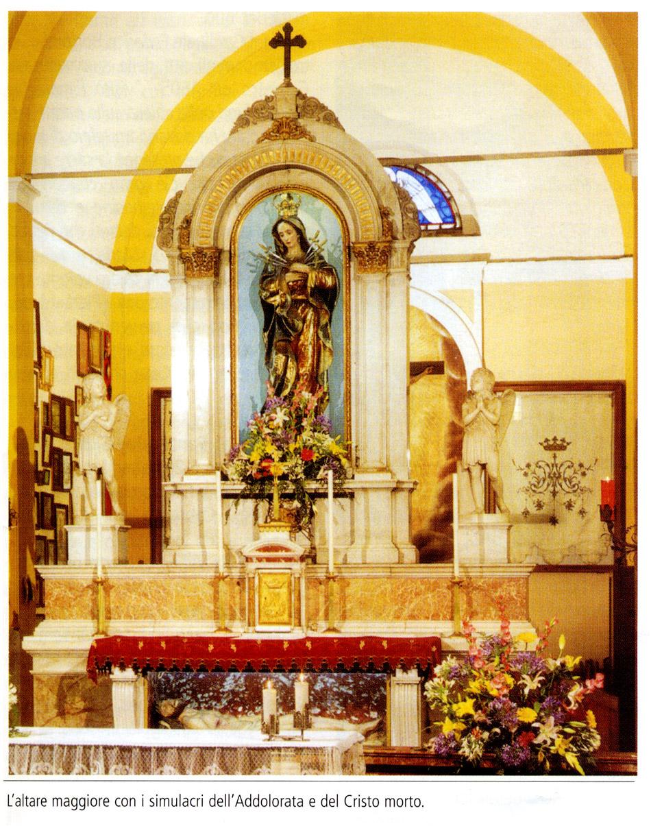 Altare Maggiore 1