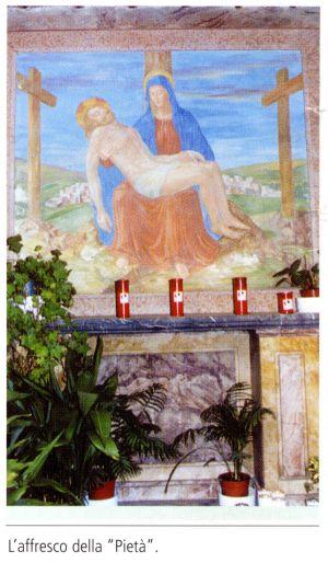 Affresco Della Pietà