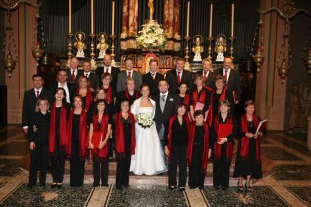 Coro Matrimonio