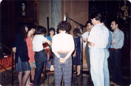 Prima Messa Don Luca